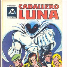 Fumetti: CABALLERO LUNA - Nº 1 (BILL SIENKIEWICZ A LOS LÁPICES) AÑO 1981. Lote 25092065
