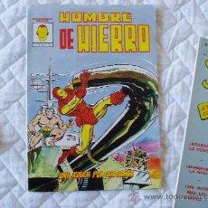 Cómics: HOMBRE DE HIERRO Nº 2 MUNDICOMICS VERTICE . Lote 16303141