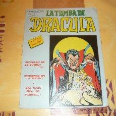 Cómics: COMIC LA TUMBA DE DRACULA V2 Nº7. Lote 27253073