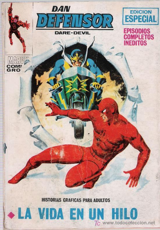 DAN DEFENSOR Nº 28. TACO. VÉRTICE 1969. (25 PTAS) (Tebeos y Comics - Vértice - Dan Defensor)