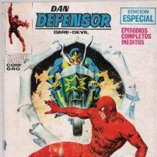 Cómics: DAN DEFENSOR Nº 28. TACO. VÉRTICE 1969. (25 PTAS). Lote 27463719