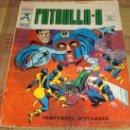 Cómics: VÉRTICE VOL. 3 PATRULLA X Nº 2. 35 PTS. 1976. DIFÍCIL!!!!!!!!!. Lote 16514113