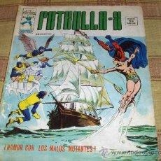 Cómics: VÉRTICE VOL. 3 PATRULLA X Nº 3. 35 PTS. 1976. MUY DIFÍCIL!!!!!!!!!!!!!!!!!!. Lote 51412299