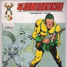 Cómics: LOS 4 FANTÁSTICOS Nº 50. TACO. VÉRTICE 1969 (30 PTAS). Lote 27486417