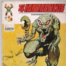 Cómics: LOS 4 FANTÁSTICOS Nº 54. TACO. VÉRTICE 1969 (30 PTAS). Lote 27486421