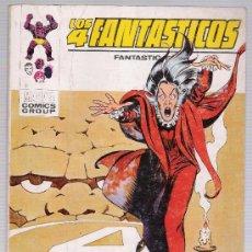 Cómics: LOS 4 FANTÁSTICOS Nº 55. TACO. VÉRTICE 1969 (30 PTAS). Lote 27486424