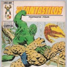 Cómics: LOS 4 FANTÁSTICOS Nº 62. TACO. VÉRTICE 1969 (30 PTAS). Lote 27507068