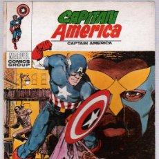 Cómics: CAPITÁN AMERICA Nº 27.TACO.VÉRTICE 1969 (25 PTAS).. Lote 27570429