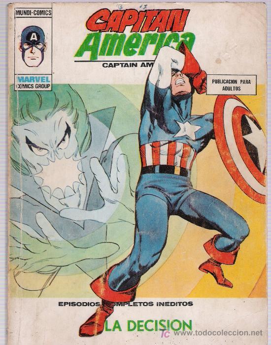 CAPITÁN AMERICA Nº 36.TACO.VÉRTICE 1969 (30 PTAS). (Tebeos y Comics - Vértice - Capitán América)
