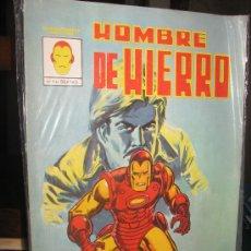Cómics: HOMBRE DE HIERRO,ED VERTICE, Nº 5 ( ¡ EL PRINCIPE DEL MAR ! ) 50 PTS. 1981.. Lote 27117066