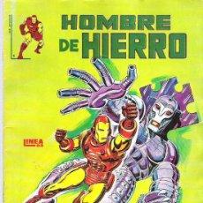 Cómics: EL HOMBRE DE HIERRO - LINEA 83 - NUM 1 EDICIONES SURCO 1983. Lote 19242096