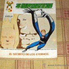 Comics : VÉRTICE VOL. 1 LOS 4 FANTÁSTICOS Nº 57. 30 PTS. 1973. .. Lote 16744492
