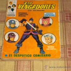 Cómics: VÉRTICE VOL. 1 LOS VENGADORES Nº 8. 25 PTS. 1970. DIFÍCIL!!!!!!!!!!. Lote 16744775