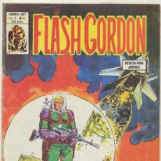 Cómics: FLASH GORDON. VOL. 2 Nº 6.. Lote 16758151