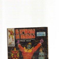 Cómics: EL HOMBRE DE HIERRO IRON MAN; 5 CONTRA EL CONTROLADOR - CJ24. Lote 19539708