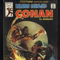 Comics: V-1 RELATOS SALVAJES DE CONAN Nº 62. Lote 47063616