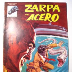 Cómics: ZARPA DE ACERO Nº 5 - VERTICE - 1981. Lote 16940367