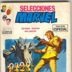Cómics: (COM-1890)COMIC VERTICE SELECCIONES MARVEL Nº1 -25 PTS.EDICION ESPECIAL. Lote 17233831