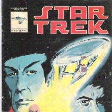Cómics: STAR TREK - UNA ODISEA DEL SIGLO XXIII - Nº 1 VERTICE 1981 BUENO. Lote 17278515