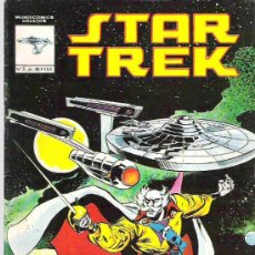 Cómics: STAR TREK - Nº 3 VERTICE 1981. Lote 17278533
