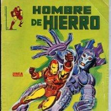 Cómics: EL HOMBRE DE HIERRO, MUNDI - COMICS SURCO Nº 1 , 1981, . Lote 21135418