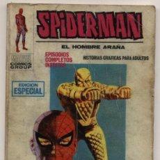 Cómics: SPIDERMAN Nº 18.TACO. VÉRTICE.(25 PTAS). Lote 17382455
