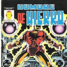 Cómics: HOMBRE DE HIERRO - Nº 3 VERTICE 1981 BUENO. Lote 17429193