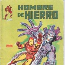 Cómics: HOMBRE DE HIERRO. MUNDI COMICS. Nº 1. Lote 27463473