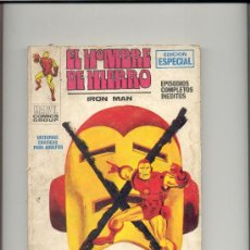 Cómics: EL HOMBRE DE HIERRO - VERTICE - Nº 9.. Lote 17536902