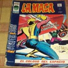 Cómics: VÉRTICE VOL. 1 LA MASA Nº 18 Y DE REGALO EL Nº 11. 35 PTS. 1977. DE LOS MÁS DIFÍCILES!!!!!!!!!!!!!. Lote 17693256