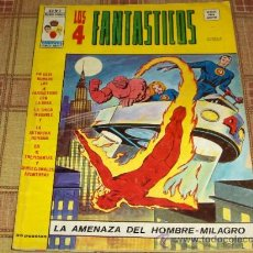 Cómics: VÉRTIC VOL. 3 LOS 4 FANTÁSTICOS Nº 2. 35 PTS. 1977. .. Lote 17693422