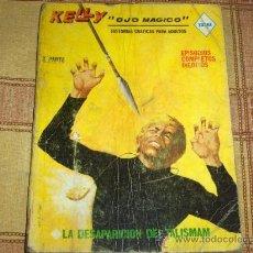 Comics - VÉRTICE VOL. 1 KELLY OJO MÁGICO Nº 12. 25 PTS. 1969. MUY DIFÍCIL!!!! - 19972090