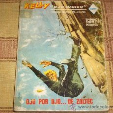 Comics - VÉRTICE VOL. 1 KELLY OJO MÁGICO Nº 13. 25 PTS. 1969. MUY DIFÍCIL!!!!!!!!! - 19972091