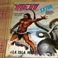 Cómics: VÉRTICE VOL. 1 YETI Nº 3. 1968. 25 PTS. Y DIFÍCIL!!!!!!!. Lote 17981703