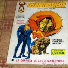 Comics : VÉRTICE VOL. 1 LOS 4 FANTÁSTICOS Nº 28. 1971. 25 PTS. .. Lote 17984322