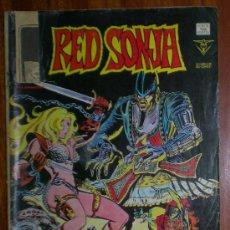 Cómics: RED SONJA. ¡BALEK VIVE! EDICIONES VERTICE 1979.. Lote 25983244