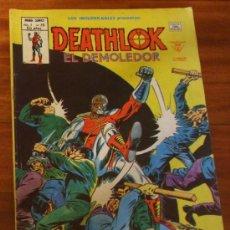Cómics: DEATHLOK EL DEMODELOR VOL.1. Nº 29 50 PTAS. VERTICE 1979. Lote 26067797