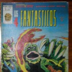 Cómics: LOS 4 FANTASTICOS. OJO DIABOLICO. VOL 3 N 30. EDICIONES VERTICE 1980. COLOR. Lote 27431714