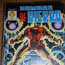 Cómics: VERTICE MUNDI-COMICS HOMBRE DE HIERRO NUMERO 3. Lote 18096482