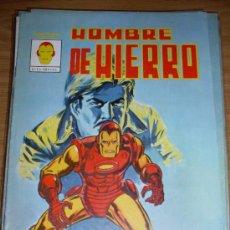 Cómics: VERTICE MUNDI-COMICS HOMBRE DE HIERRO NUMERO 1. Lote 18096741