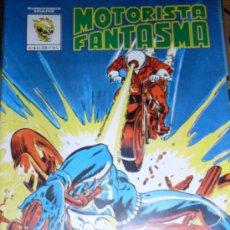 Cómics: EDICIONES VERTICE MOTORISTA FANTASMA NUMERO 4. Lote 18097007