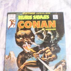 Cómics: RELATOS SALVAJES CONAN VOLUMEN 1 NUMERO 74. .. Lote 27421871