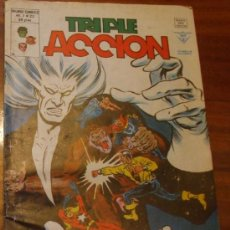 Cómics: TRIPLE ACCION VOL, 1 Nº 22 VERTICE 1980 . Lote 26396562