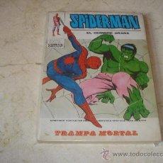 Cómics: SPIDERMAN Nº 54 - TRAMPA MORTAL. Lote 18283835