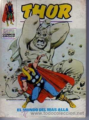 COMIC VERTICE THOR Nº 37 VOL.1 (Tebeos y Comics - Vértice - Thor)