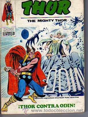 COMIC VERTICE THOR Nº 39 VOL.1 (Tebeos y Comics - Vértice - Thor)