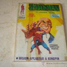 Cómics: SPIDERMAN Nº 28 - MISION: APLASTAR A KINGPIN. Lote 18339914