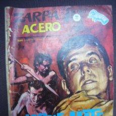 Cómics: ZARPA DE ACERO Nº 5 JAQUE MATE VERTICE GRAPA EAC. Lote 23588850
