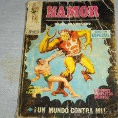 Cómics: VÉRTICE VOL. 1 NAMOR Nº 5. 1971. 25 PTS.. Lote 18381642