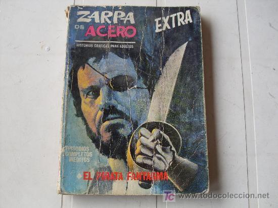 ZARPA DE ACERO (Tebeos y Comics - Vértice - Otros)